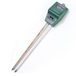 Анализатор почвы ETP-303 - влагомер, pH-метр, люксметр для почвы