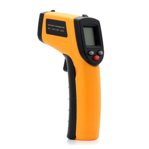 Бесконтактный пирометр (инфракрасный термометр) GM320 от Benetech