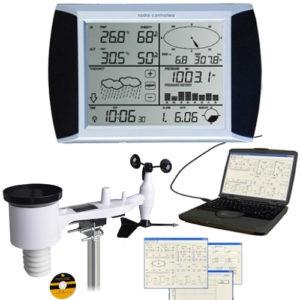 Беспроводная автономная метеостанция AW002