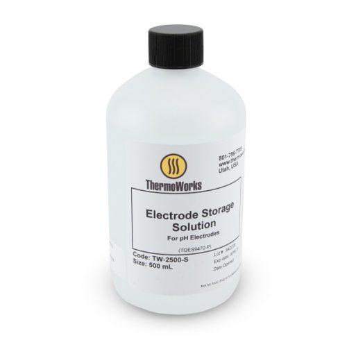 Раствор для хранения электродов рН-метров и ОВП-метров калий хлористый (KCl), 3 моль/литр