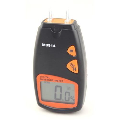 Измеритель влажности древесины MD914, влагомер