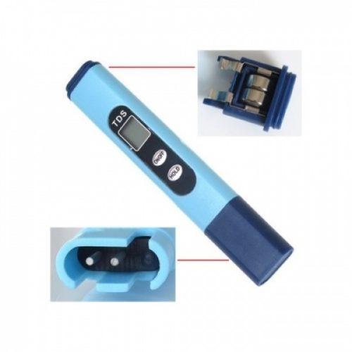 Качeственный цифровой TDS-метр (солемер) ZT-2 от HM Digital со шкалой до 999 ppm