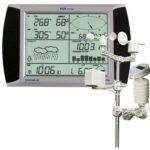 Беспроводная автономная метеостанция AW002 с подключeнием базы к ПК