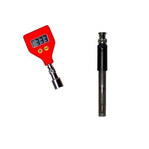pH-метр для полутвердых сред pH-98110 с электродом E526BNC