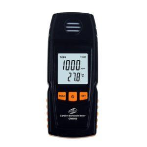 Газоанализатор угарного газа CO (монооксид углерода) GM8805