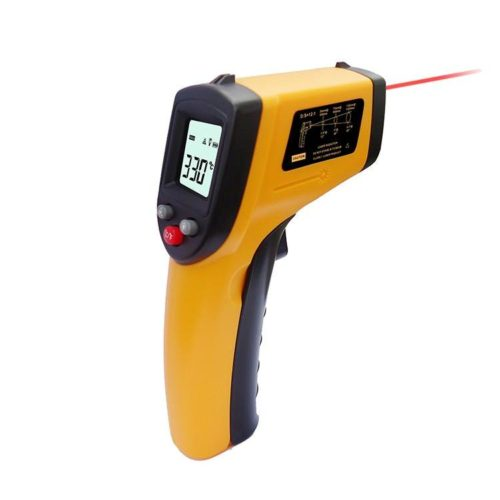 Пирометр GM550E, бесконтактный термометр от -50 до 550