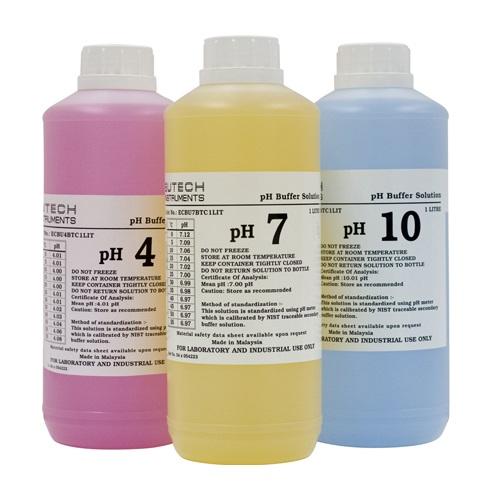 Калибровочный раствор для pH-метра 4.00 pH±0.01 при 25°С, 100 мл
