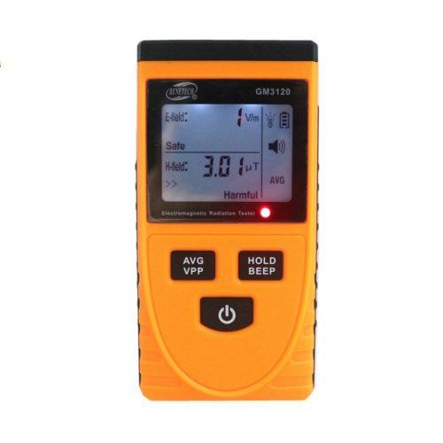 BE-метр GM3120, измеритель опасных параметров электромагнитного поля