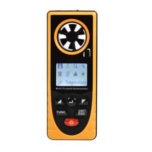 Анемометр альтиметр люксметр гигрометр барометр GM8910