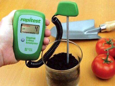 ph метр для кислотности почвы