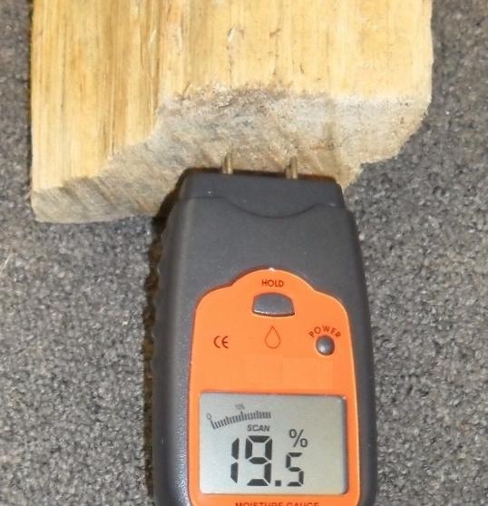Игольчатый влагомер древесины