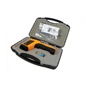 Пирометр, инфракрасный термометр GM1650, бесконтактный