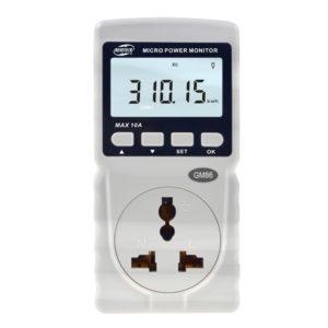 Монитор мощности, расхода электроэнергии GM86