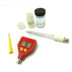 PH-метр PH-98108 для крема, геля, сыра, косметики, растворов, воды, почвы.