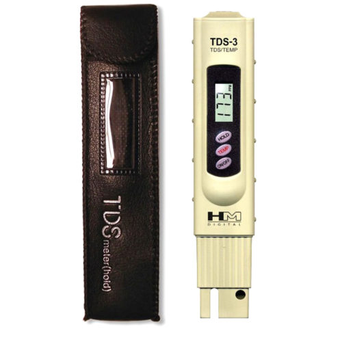 TDS-метр HM Digital TDS-3