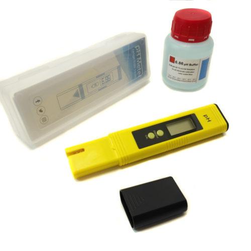 pH-метр для воды и растворов PH-02