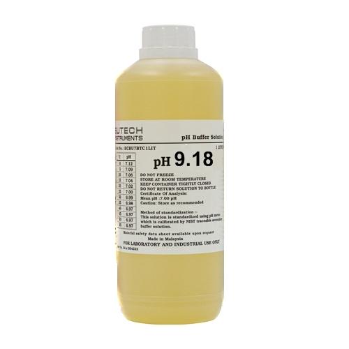 Калибровочный раствор 9,18 рН