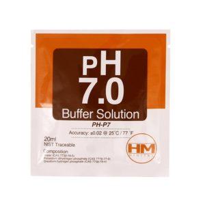 PH-P7 7,00 рН HM Digital, калибровочный раствор для рН-метра