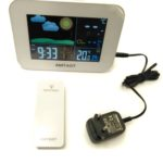Метеостанция AMTAST AW005 с беспроводным внешним датчиком