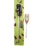 Анализатор почвы (pH-метр, влагомер) ZD-06