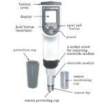 Измеритель растворенного водорода в воде (dissolved hydrogen) Trustlex ENH-1000
