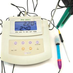 Мультимонитор РН-2603 (РН-метр+ОВП-метр+TDS-метр)