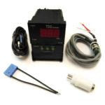 TDS-метр (кондуктометр) PS-100 HM Digital контроллер, монитор