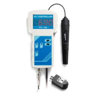 Монитор и контроллер уровня рН PH-100