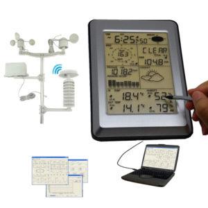 Профессиональная автономная метеостанция с подключением к ПК WA-1091-1
