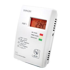 Монитор-контроллер общего количества вредный летучих органических соединений TVOC