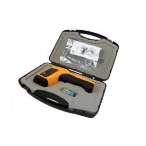 Пирометр, инфракрасный термометр GM1350, бесконтактный
