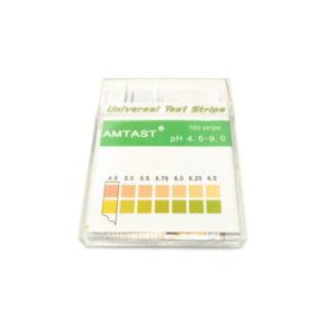 Лакмусовые полоски Amtast (США) от 4,5 до 9,0 рН