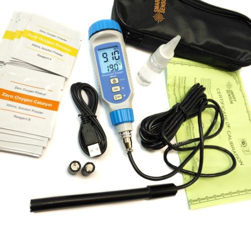 Оксиметр AR8210, измеритель растворенного в воде кислорода, DO-meter