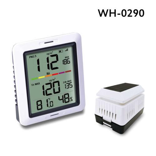 Беспроводной анализатор качества воздуха (PM2.5) WH-0290
