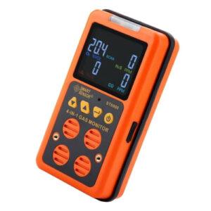 Газоанализатор ST8900 Smart Sensor, кислород, сероводород, угарный газ, взрывоопасные газы